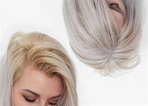 toner after bleaching copper hair brass banishing diy hair toner for blondes natural blondes