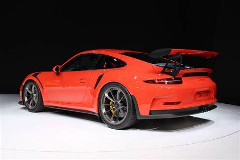 Porsche 911 Gt3 Rs Preis by Genf 2015 Porsche 911 Gt3 Rs Garantiert Ohne