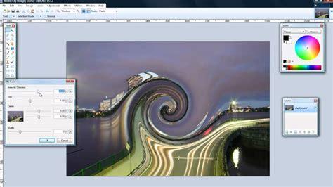 5 cool paint net effects tutorial hd