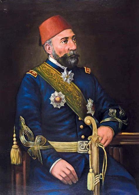 pashas ottoman empire field marshal ghazi osman nuri pasha 1832 1900 plevne