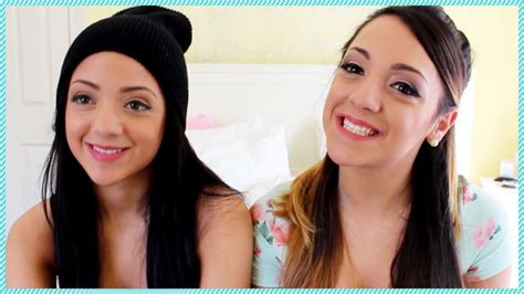 diy hairstyles niki and gabi how to get niki and gabi beauty s style style swap youtube