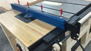 best table saw fence 24 x 32 center mount router table top router table