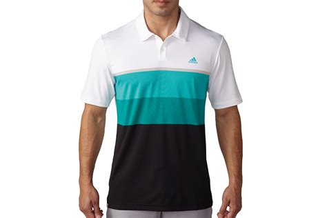 Polo Shirt Adidas Variant Color adidas golf climacool engineered striped polo shirt from