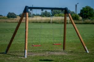 safety swing the double safety swing swings playground equipment