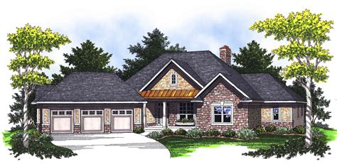 entertaining house plans ranch with large living and entertaining space 89242ah architectural designs house plans