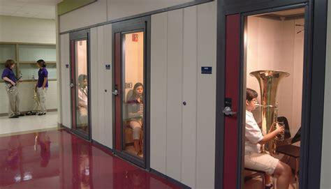isolation room soundlok 174 sound isolation rooms wenger corporation