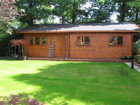 Cabin Plans by Granny Annexes Put A Granny Annex In The Garden