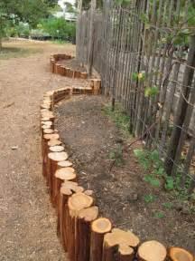 Corbels Cheap 17 Fascinating Wooden Garden Edging Ideas You Must See