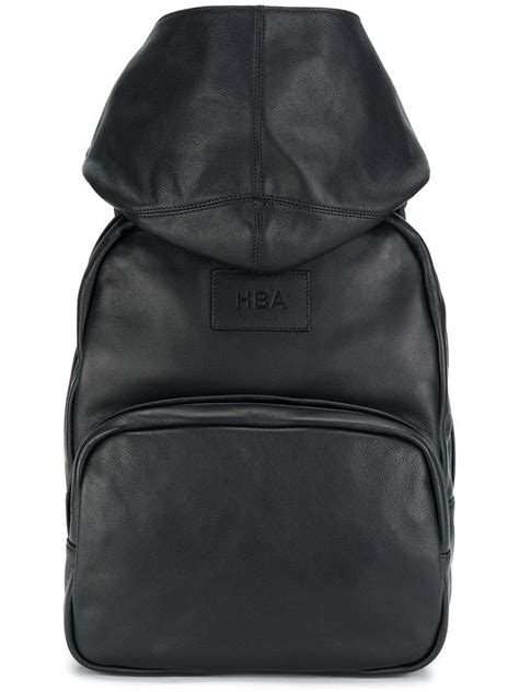 lyst by air durag backpack in black for