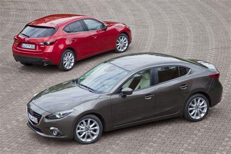 mazda 3 sedan 2014 2014 mazda mazda3 sedan aero efficient sedan revealed
