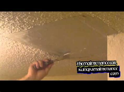 Mudding A Ceiling by Popcorn Ceiling Drywall Repairs Mudding And Texturing