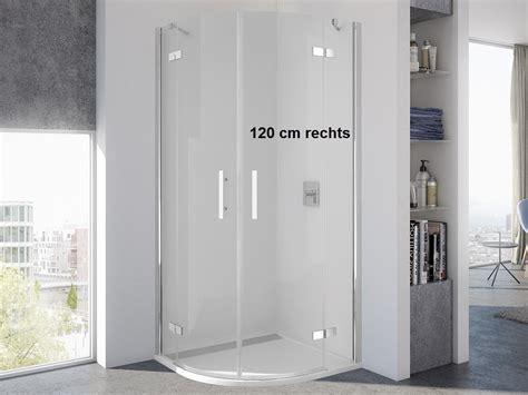 Schiebetür Glas 120 Cm by Runddusche Glas 120 X 75 X 200 Cm Duschabtrennung Dusche