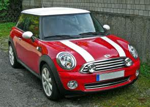 Mini Cooper List Mini Cooper History Of Model Photo Gallery And List Of