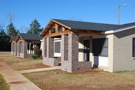 Tuscaloosa Housing Authority by Capital Programs Tuscaloosa Housing Authority