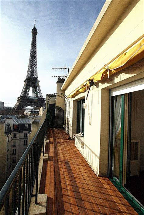 paris apartments rentals with eiffel tower views paris eiffel terrace rental apartment