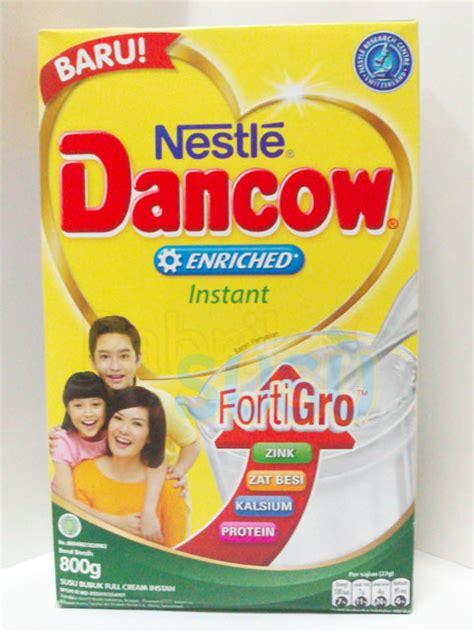 Dancow Dewasa Dancow Instant Plain 800g Pabrik Detil Toko