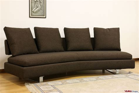 curved fabric sofa contemporary half round fabric sofa with removable cover