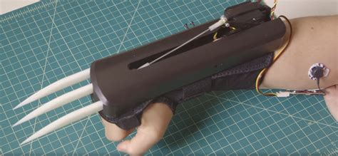 How To Make A Cool Thing Out Of Paper - myoware wearable sensor platform