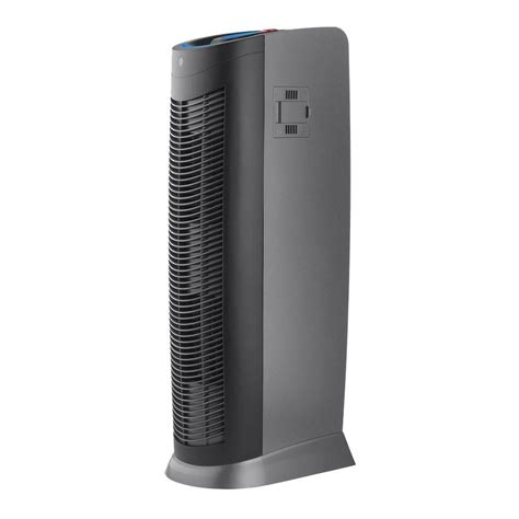 germguardian 3 in 1 true hepa air purifier with uv sanitizer and odor reduction 22 in tower
