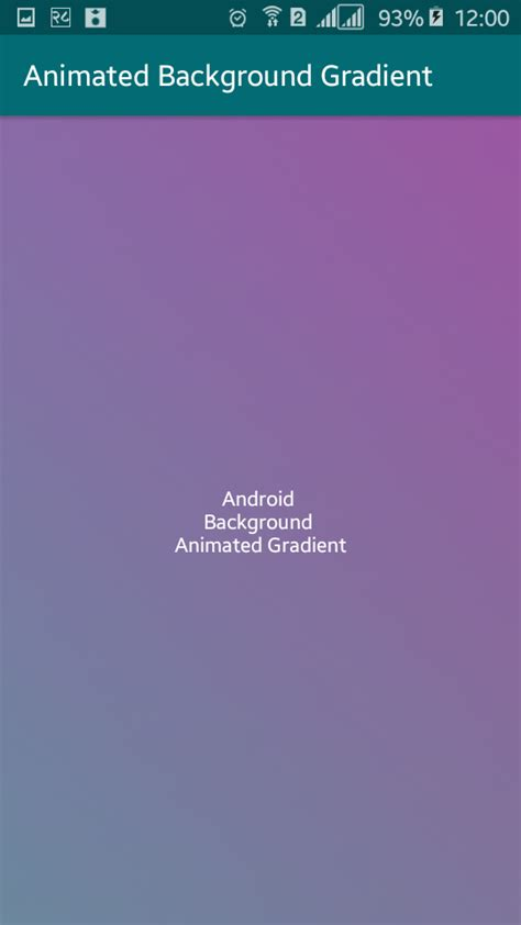 android layout gradient background viral android tutorials exles ux ui design