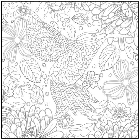 spring music coloring pages spring serenade adult coloring book with relaxation cd
