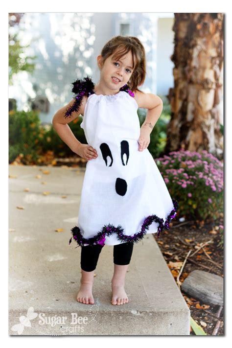 ghost dress halloween costume fun family crafts