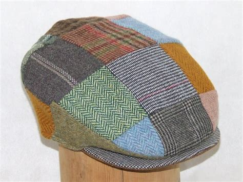 Patchwork Cap - patchwork vintage cap the design house