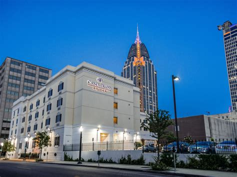 in mobile alabama mobile hotels candlewood suites mobile downtown