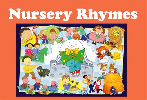 nursery rhymes 15 nursery rhymes which a side to them will
