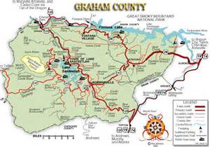 map of graham minis on the graham county