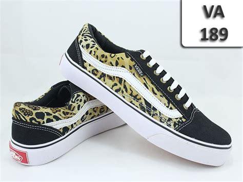 Sepatu Vans Distro jual sepatu vans 189 black tiger va 189 distro sepatu