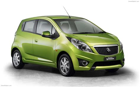 holden barina spark 2011 widescreen car picture 01