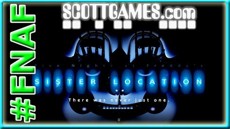 sister website five nights at freddy s sister location teaser scott