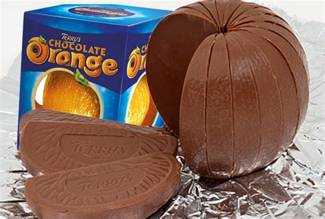 chocolate orange terry s chocolate orange nostalgia