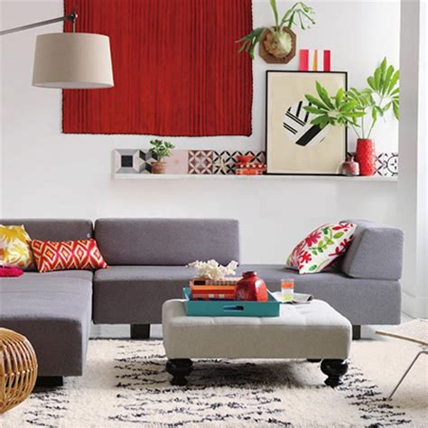 home dzine home decor add pops of bold bright colour