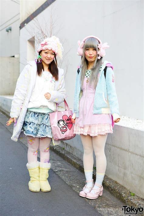 Bag Bodyline 001 Pink pastel harajuku fashion w nile perch 6 dokidoki listen