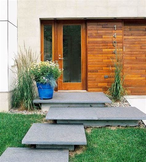 curb appeal front door curb appeal modern front doors roundup