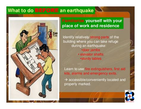 earthquake what to do 3 2 what to do before during and after