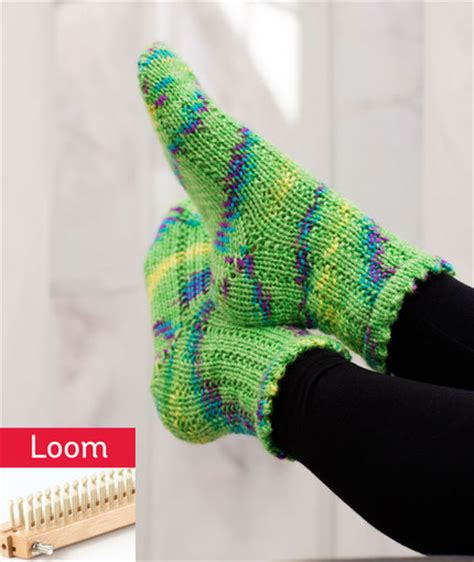 free knitting loom patterns sock wool patterns 171 free because you asked for it loom knits red heart blog