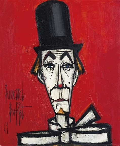bernard buffet impressionist modern art auction