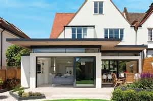 Kitchen Diner Extension Ideas modern extension to an arts amp crafts home self build co uk