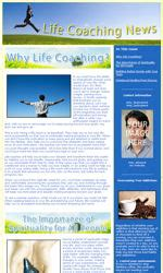 My Newsletter Builder Exles For Life Coach Email Marketing Mnb Coaching Email Template