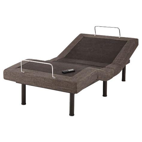 base bed frame adjustable power base bed frame eco target