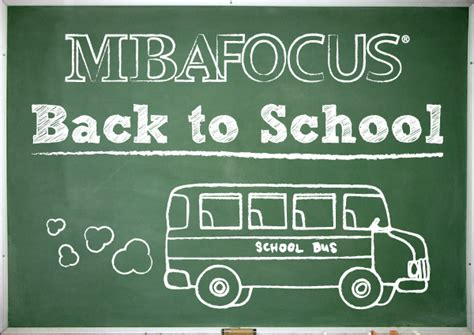Going Back To School For Mba by Our Back To School Shopping List