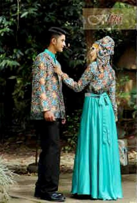 Batik Gamis Longcardi Pandawa drupadi by fitria style hijau t baju muslim gamis modern