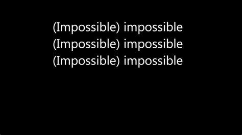 arthur impossible testo won t go home without you traduzione e testo home