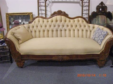 Victorian Sofa Luxury And Comfort Are Key Qualities In