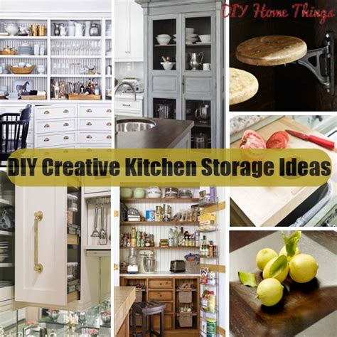 creative kitchen storage ideas 28 creative kitchen storage ideas from creative