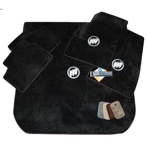 Buick Lucerne Floor Mats by Buick Lucerne Floor Trunk Mats Set