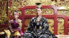 dramacool empress ki korean historical drama hanbok drama film
